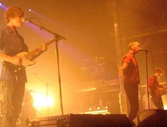 Crónica del concierto de The Drums en la Razzmatazz | HTM