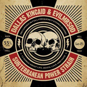 Critica Subterranean Power Strain de Dallas Kincaid and EvilMrSod | HTM