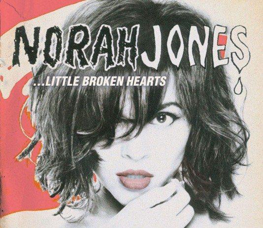 Critica Little Broken Hearts de Norah Jones   HTM