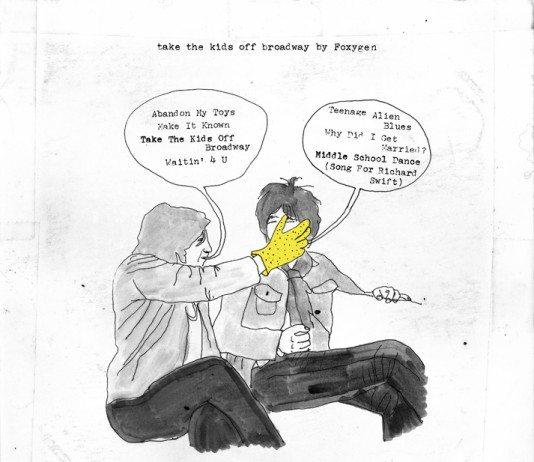 Foxygen | Take the Kids off Broadway