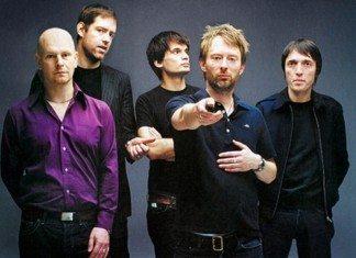 Radiohead en 2012