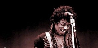 Escucha Somewhere, cancion postuma de Jimi Hendrix