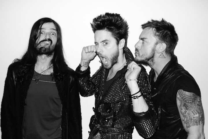 Escucha 'Love Lust Faith + Dreams', el nuevo disco de Thirty Seconds to Mars