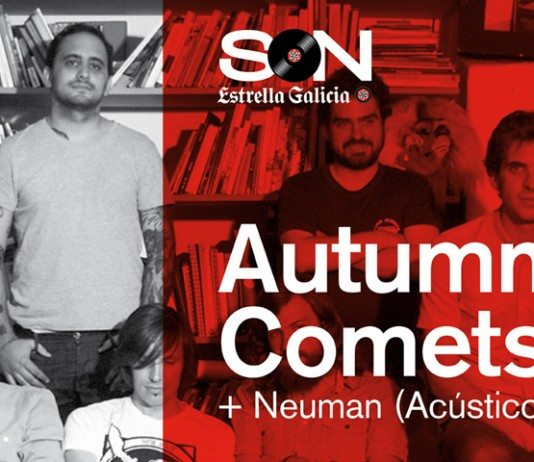 Regalamos dos entradas dobles para Autumn Comets en Madrid