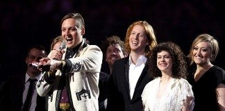 Arcade Fire volverán en septiembre
