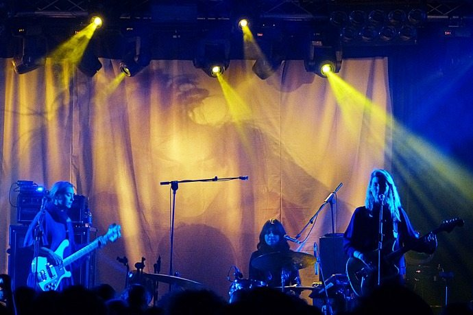 Warpaint sala but madrid 28 de febrero de 2014 for Sala but madrid