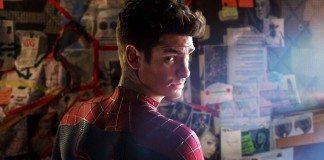 Andrew-Garfield-The Amazing Spider Man 2 Imagen película