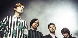 La banda australiana Cut Copy