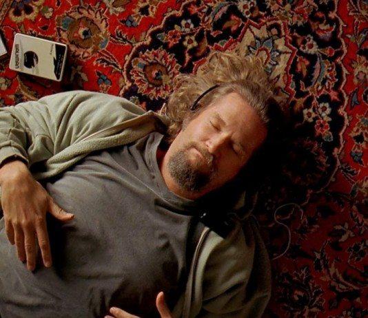 Jeff Bridges en una escena de 'El gran Lebowski'