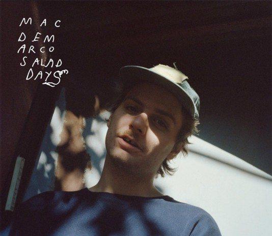 Portada de 'Salad Days' de Mac Demarco.