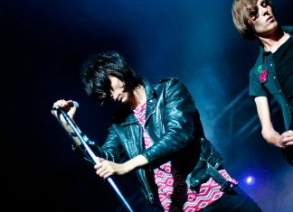 The Horrors en directo