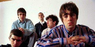 Formación original de Oasis