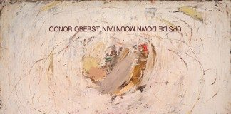 Portada de 'Upside Down Mountain' de Conor Oberst