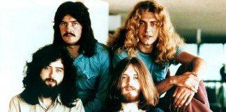 Led Zeppelin en los 70