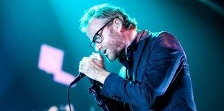 Matt Berninger de The National en directo