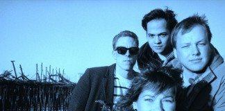 Pixies en un pantano 1989