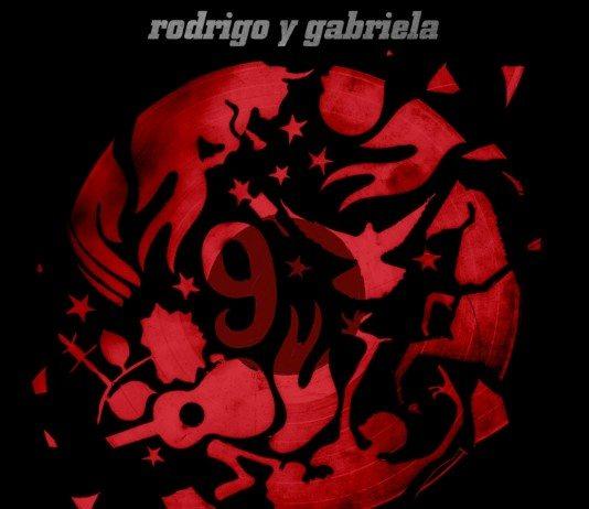 Portada de '9 Dead Alive' de Rodrigo y Gabriela.
