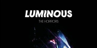 Portada de 'Luminous' de The Horrors