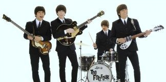 Banda tributo de The Beatles, The Fab Four