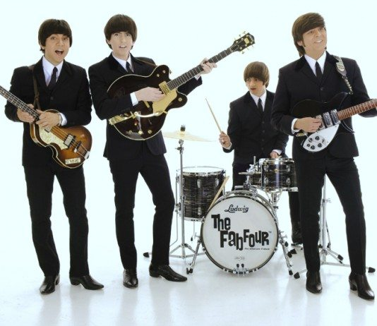 Banda tributo de The Beatles, The Fab Four