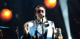 Arcade Fire en Glastonbury 2014