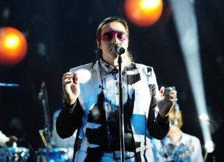 Arcade Fire en Glastonbury 2014