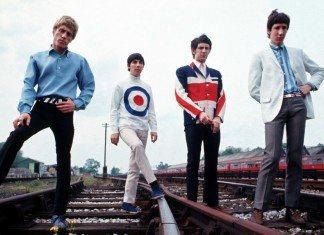 The Who en las vías del tren