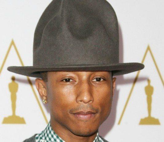 Pharrell Williams en los Oscar