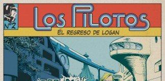 Portada de 'El Regreso de Logan' de Los Pilotos.