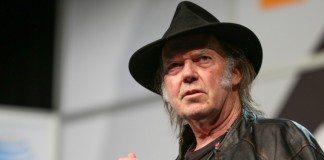 Neil Young en el SXSW 2014