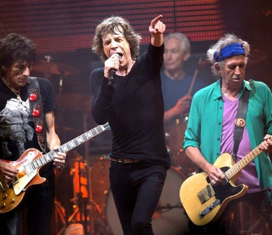 The Rolling Stones en directo con '14 On Fire'