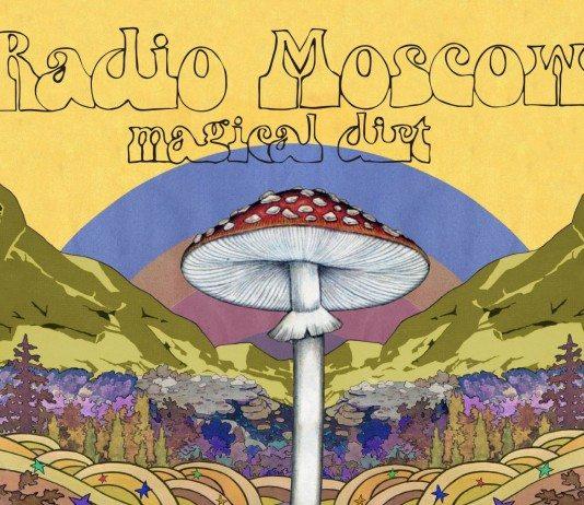 Portada de 'Magical Dirt' de Radio Moscow