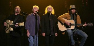 Crosby, Stills & Nash con Jimmy Fallon en The Tonight Show