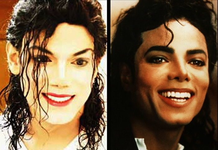 Navi, el doble de Michael Jackson