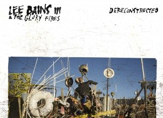 Portada de 'Dereconstructed' de Lee Bains II & The Glory Fires