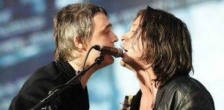 The Libertines en Hyde Park en 2014
