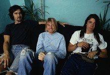 Nirvana en sofá