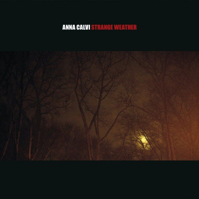 Portada de 'Strange Weather' de Anna Calvi