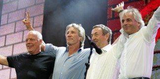 Pink Floyd en el Live 8