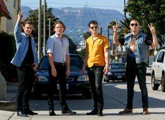 Arctic Monkeys en Hollywood
