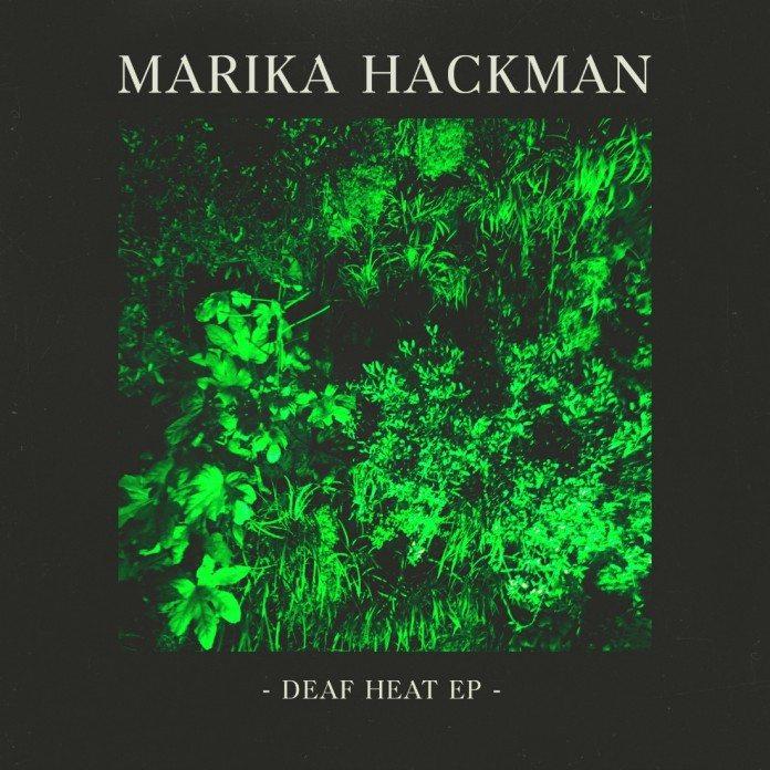 Portada de 'Deaf Heat' de Marika Hackman.