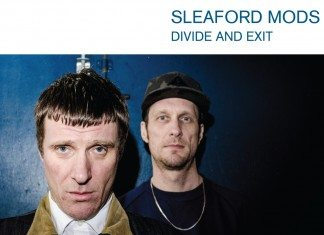 Portada de 'Divide and Exit' de Sleafor Mods.