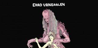 Portada de 'Shrink Dust' de Chad Vangaalen.