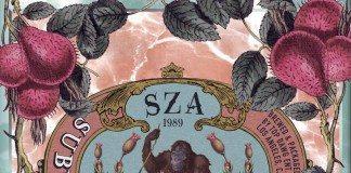 Portada de 'Z' de SZA.