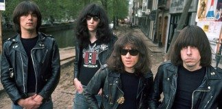The Ramones a color