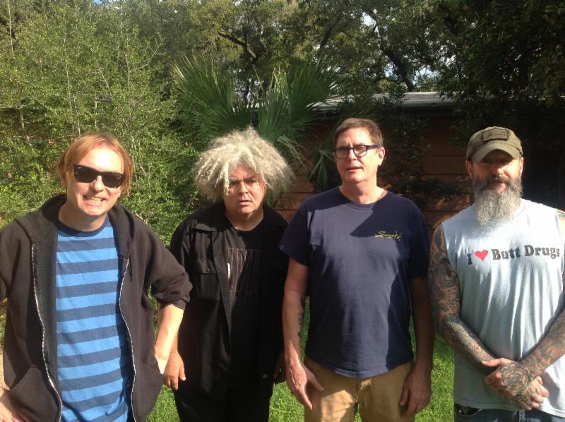 Nueva formación de Melvins