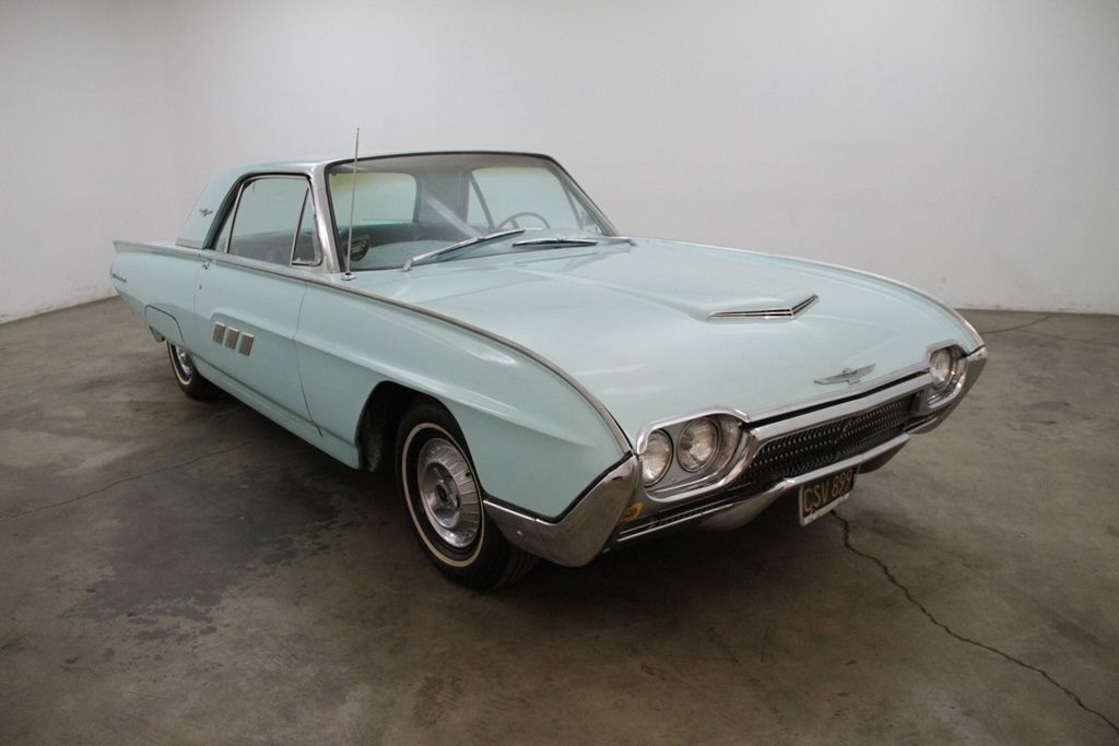 Ford Thunderbird de Joe Strummer
