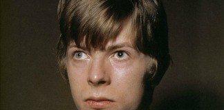 David Bowie de joven