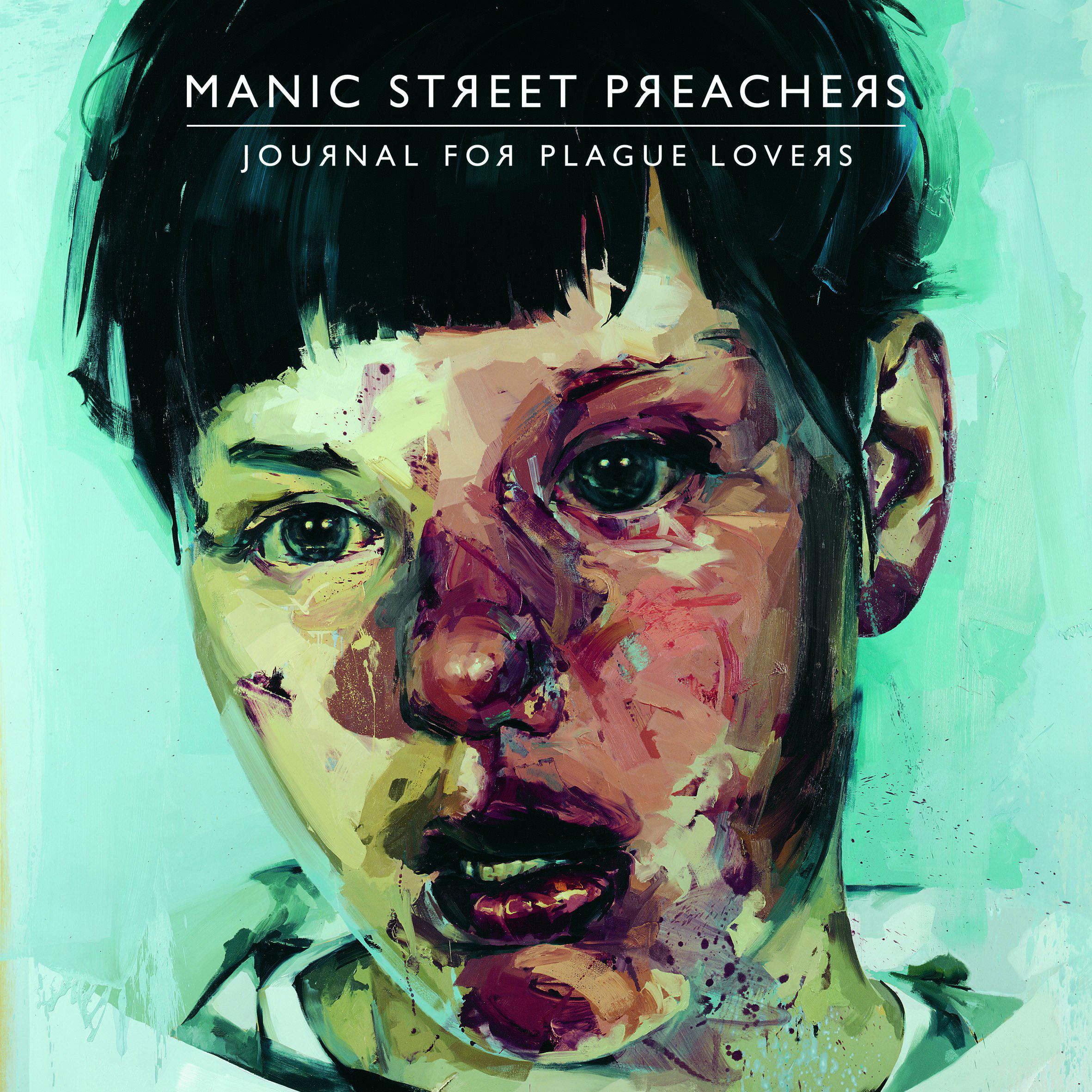 Portada de Manic Street Preachers
