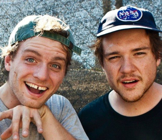 Mac DeMarco y Peter Sagar